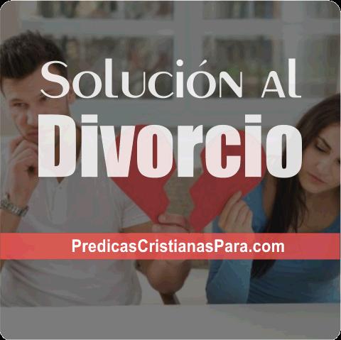 la solucion al divorcio