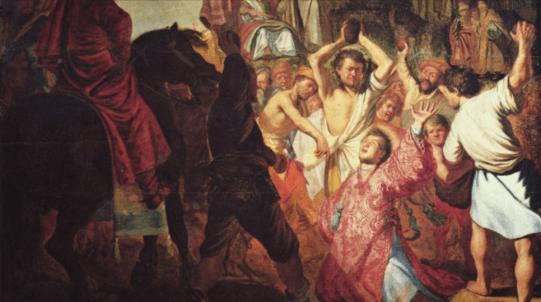 Mostrar las consecuencias que tubo el predicar a cristo
